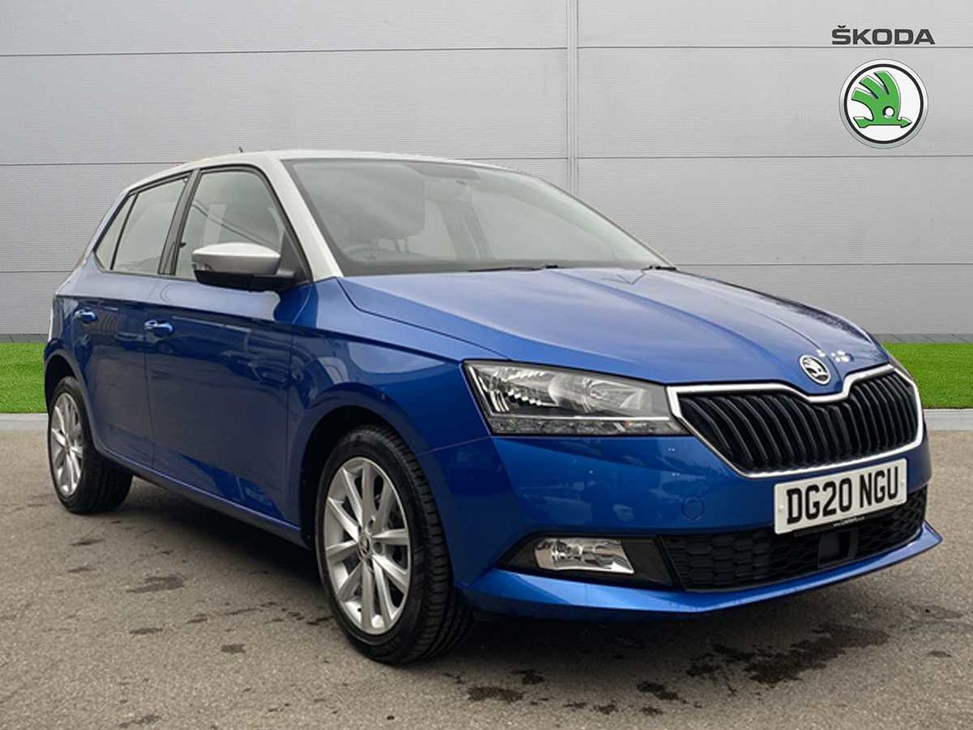 SKODA Fabia 1.0 TSI Colour Edition 5dr